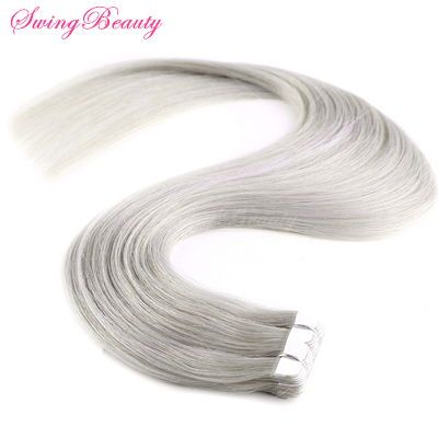 Germany Double Easy Tape on European Remy Hair Extension