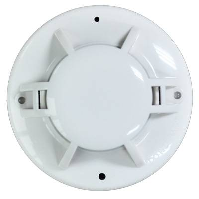 Haisheng optical 2 Wire conventional heat and smoke alarm detector HS-FT103 with relay output
