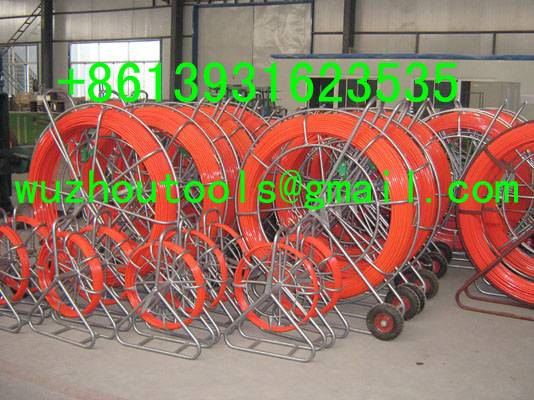Detectable Rodders, Detectable Duct Rodders ,Manufacturers Ruf Rod