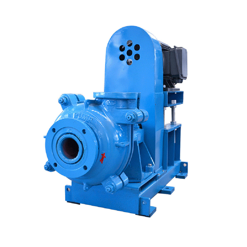 2 stagecast iron centrifugal submerged pump used slurry for sale