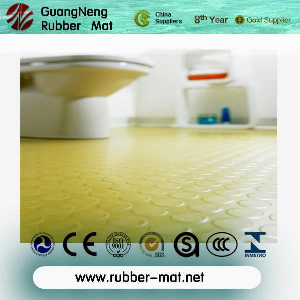 Airport Shock-absorbing Safety rubber floor mat