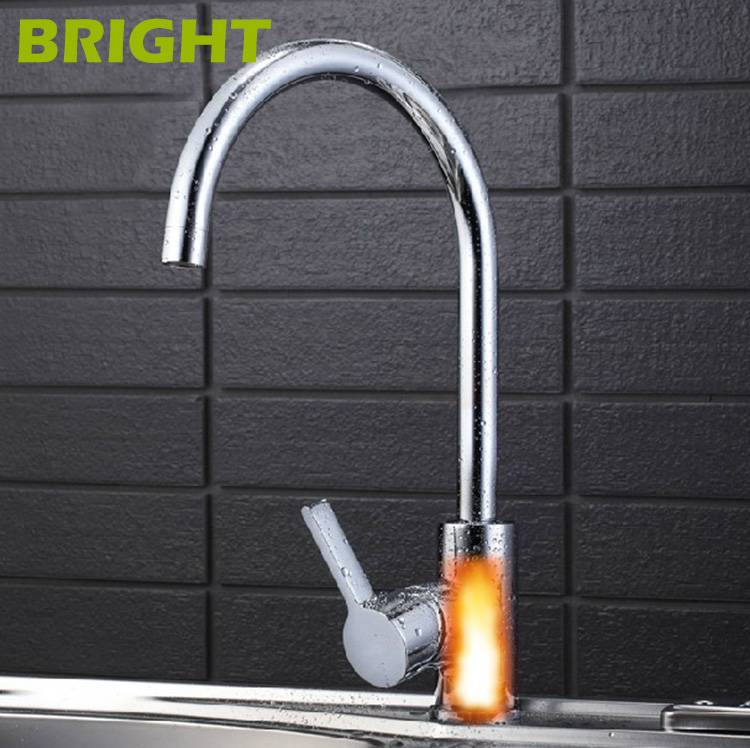 Instant Heat Electric Kitchen Faucets