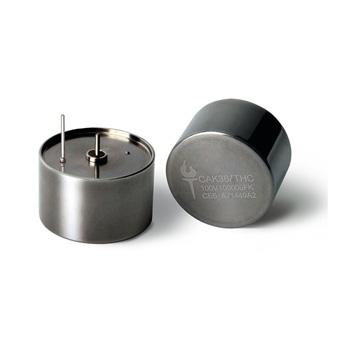 High Temperature Hermetically Sealed High Energy Tantalum Capacitors CAK36T Series