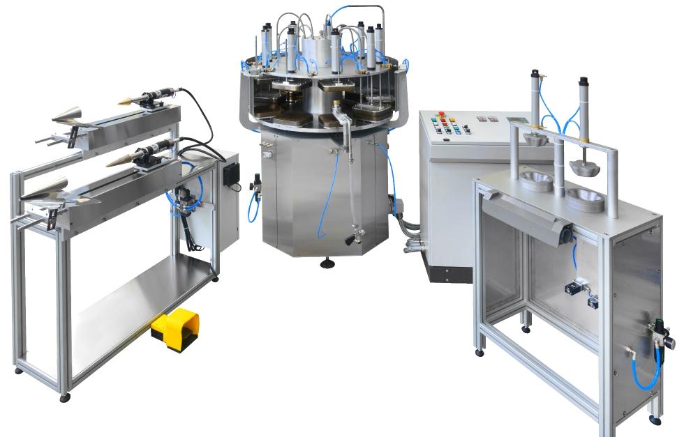 Ice cream cone maker machine