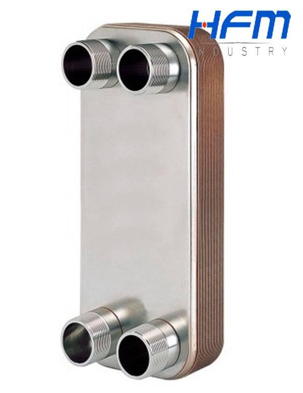 Stainless Steel 316L Brazed Plate Heat Exchanger,BAVI Heat Exchanger HVAC Set