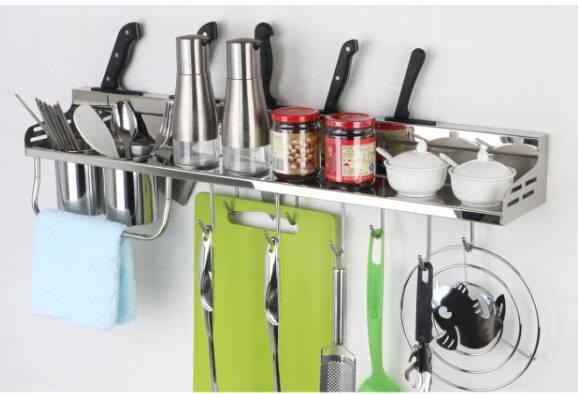 Multifunctional stainless steel racks