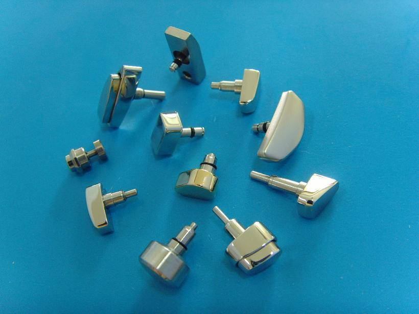 Stainless steel watch parts - pusher series