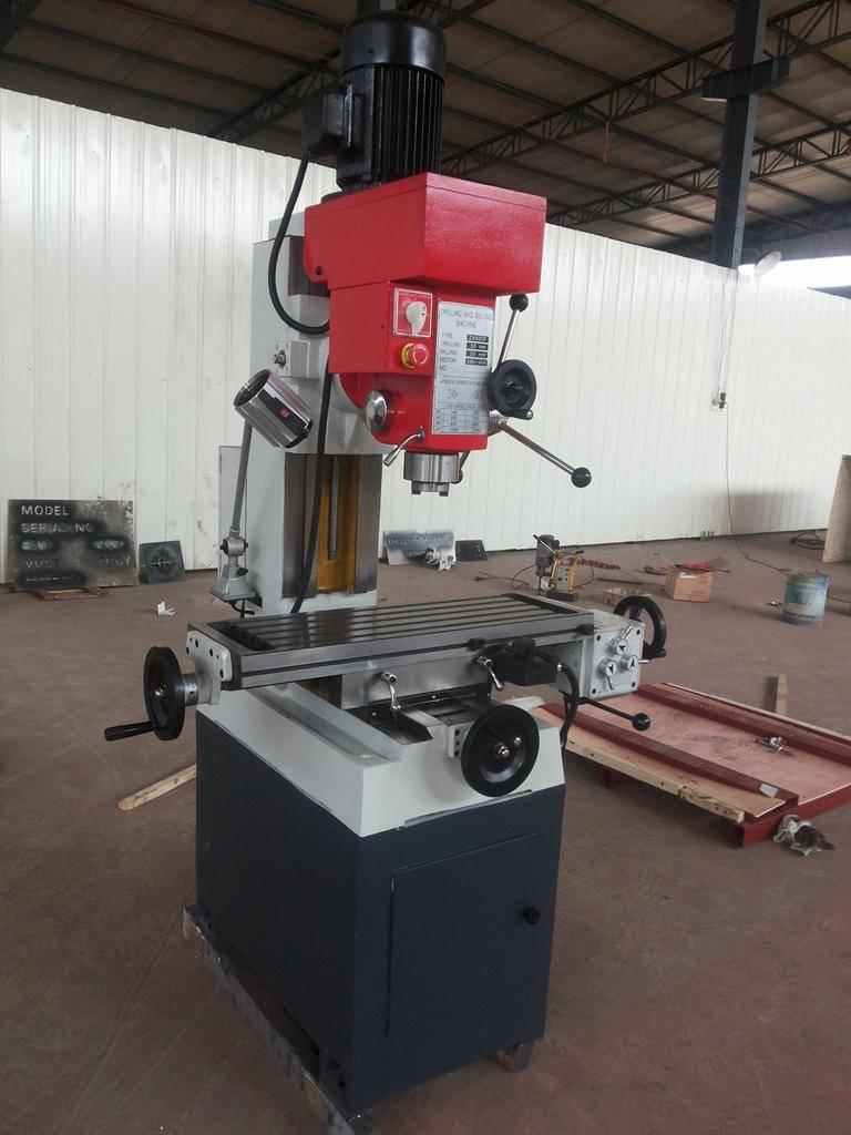Mini Drilling and Milling Machine