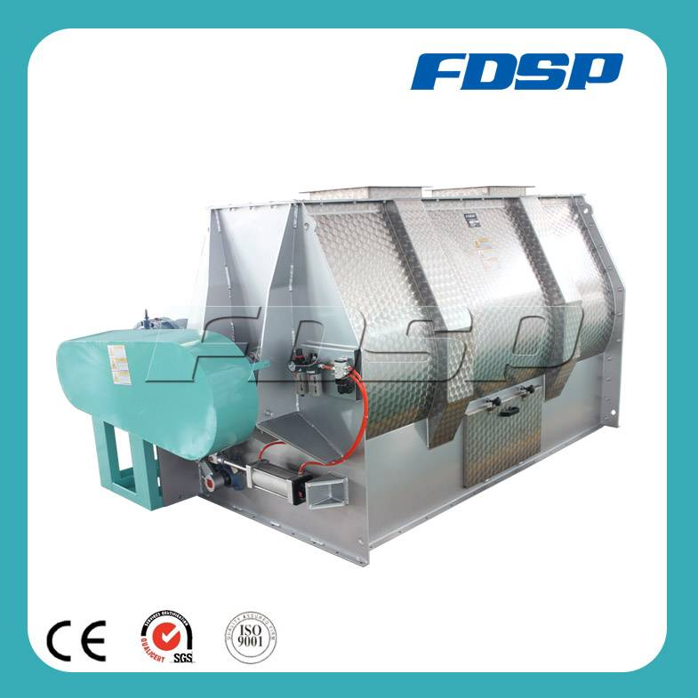 SDHJ Series Single Shaft Mixer