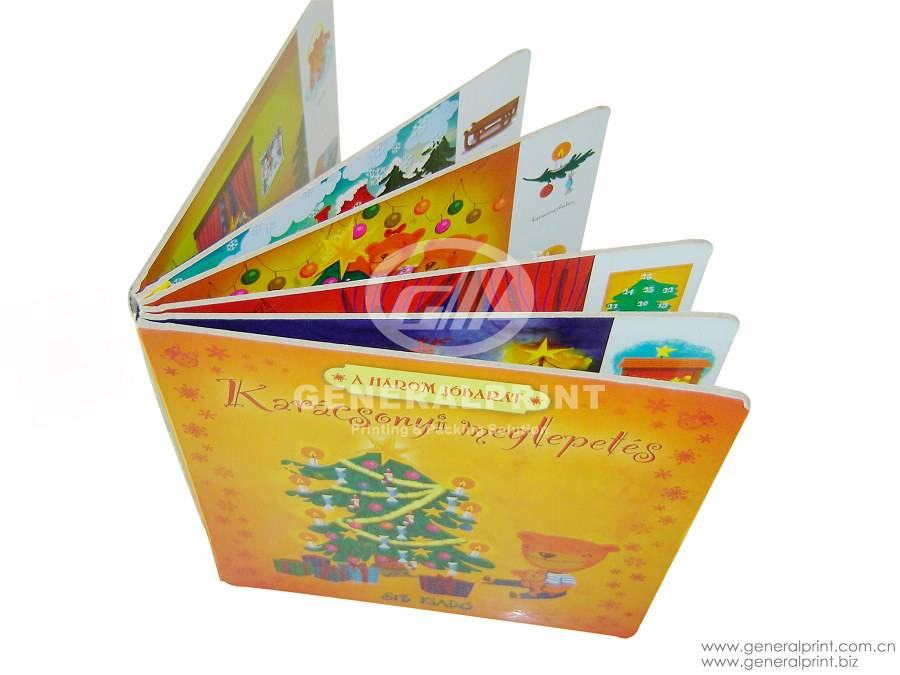 Color Children's Board Book