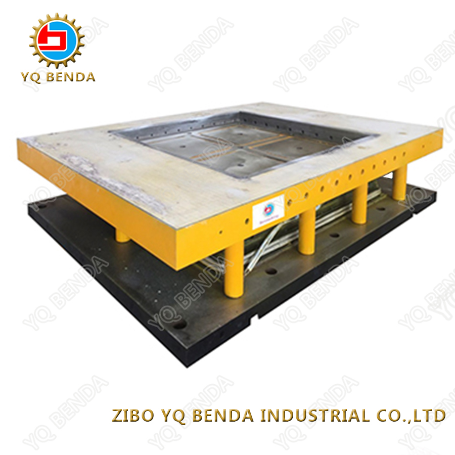 Safety high quality long durable ceramic tile mould