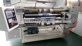 Automatic Roll to Roll Paper Slitter Rewinder MachinePrice