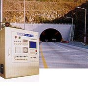 Automatic Tunnel Light Control System