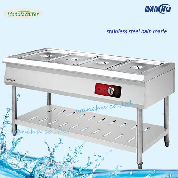 stainless steel bain marie