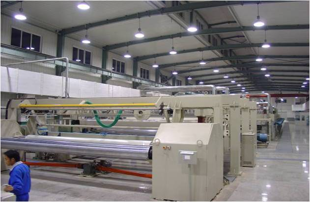BOPET Film Production Line - Guilin Electrical Equipment ...