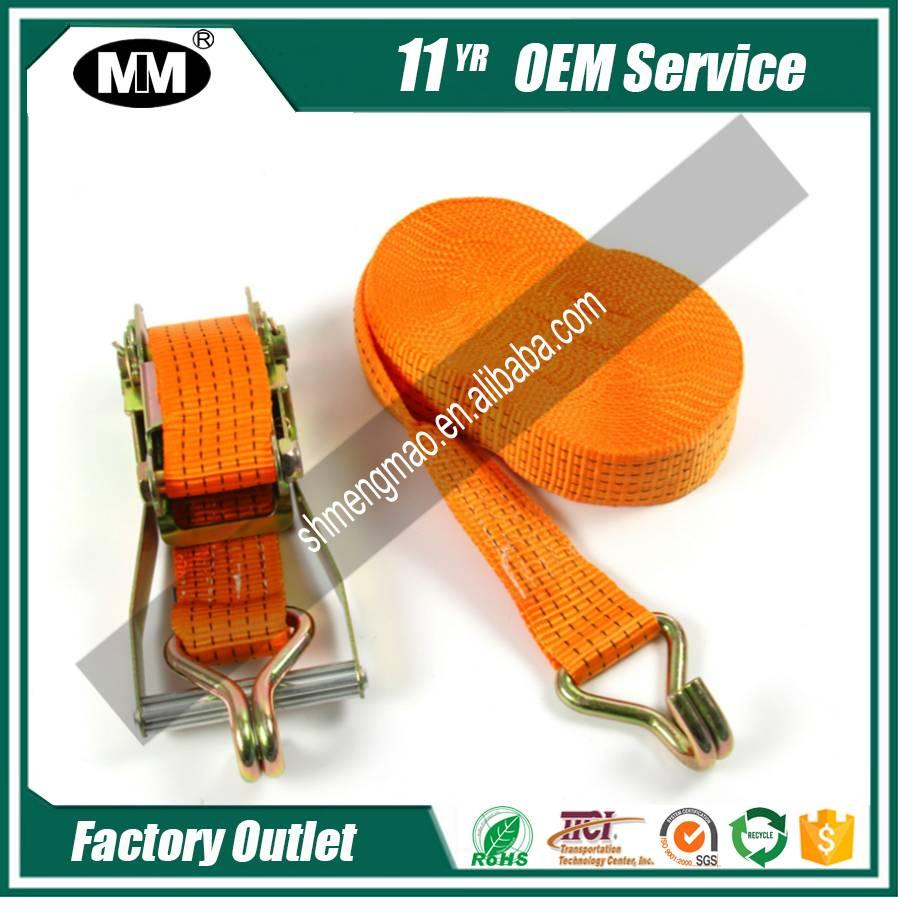 Cargo Lashing straps,lashing belt, ratchet tie down