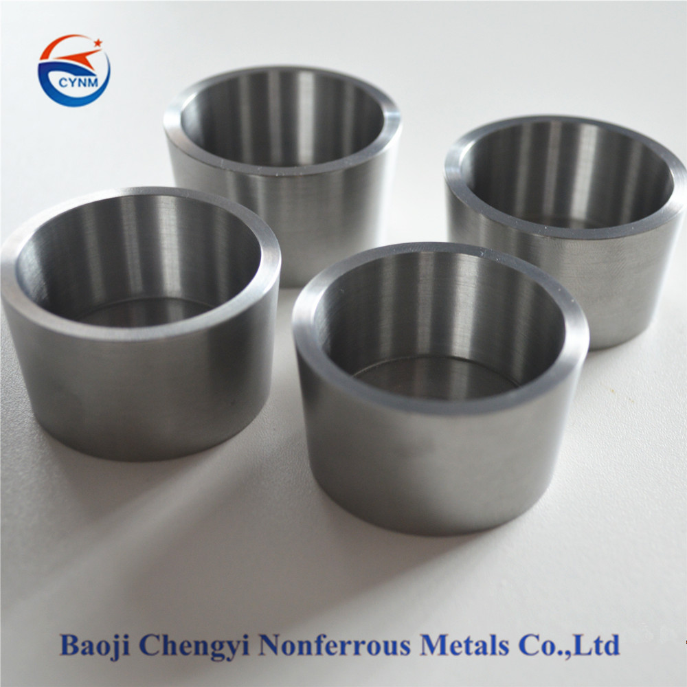 factory price tungsten crucible free samples
