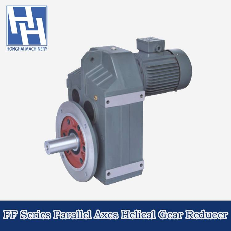FF Series Parallel Axes Helical Gear Reducer