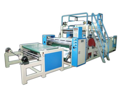 HM-AB Hot Melt Adhesive Laminating Machine