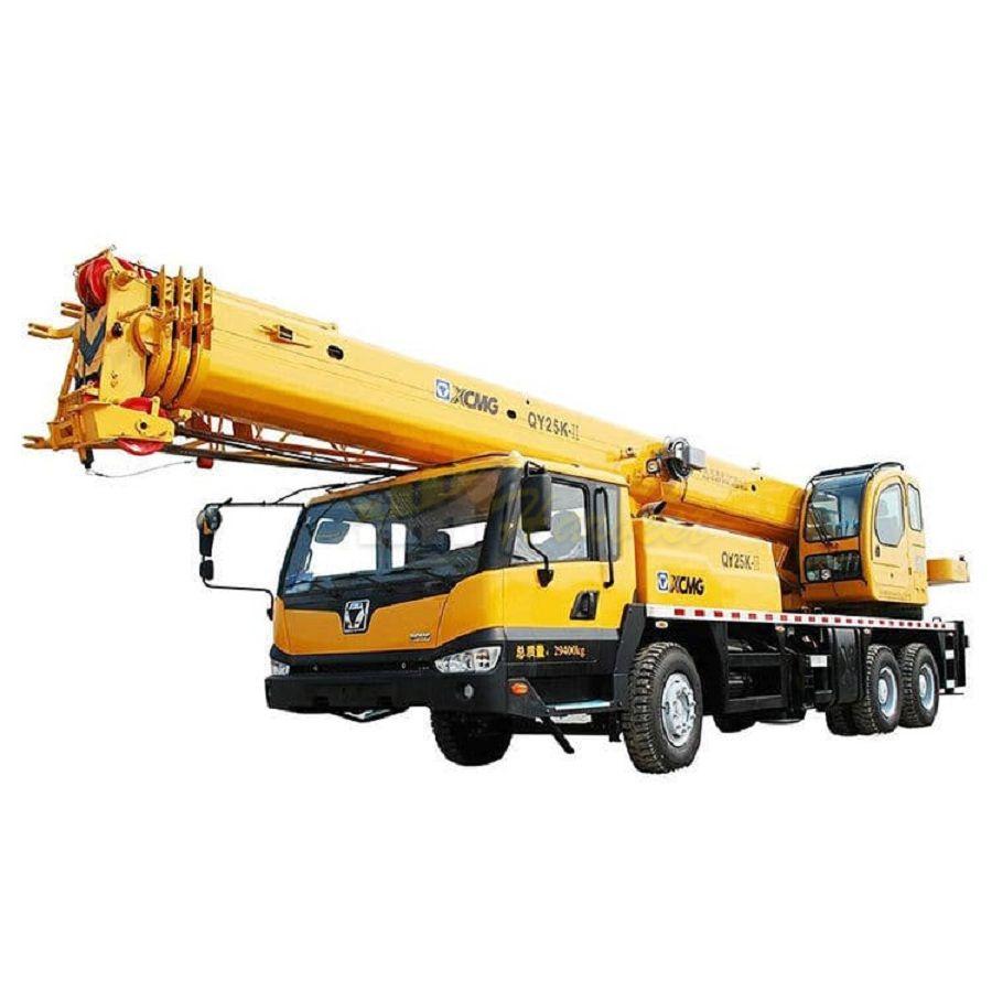 XCMG 25 ton truck crane QY25K-II mobile crane