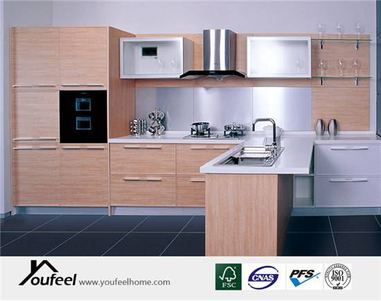 Hot selling multifunction kitchen cabinet open modern style