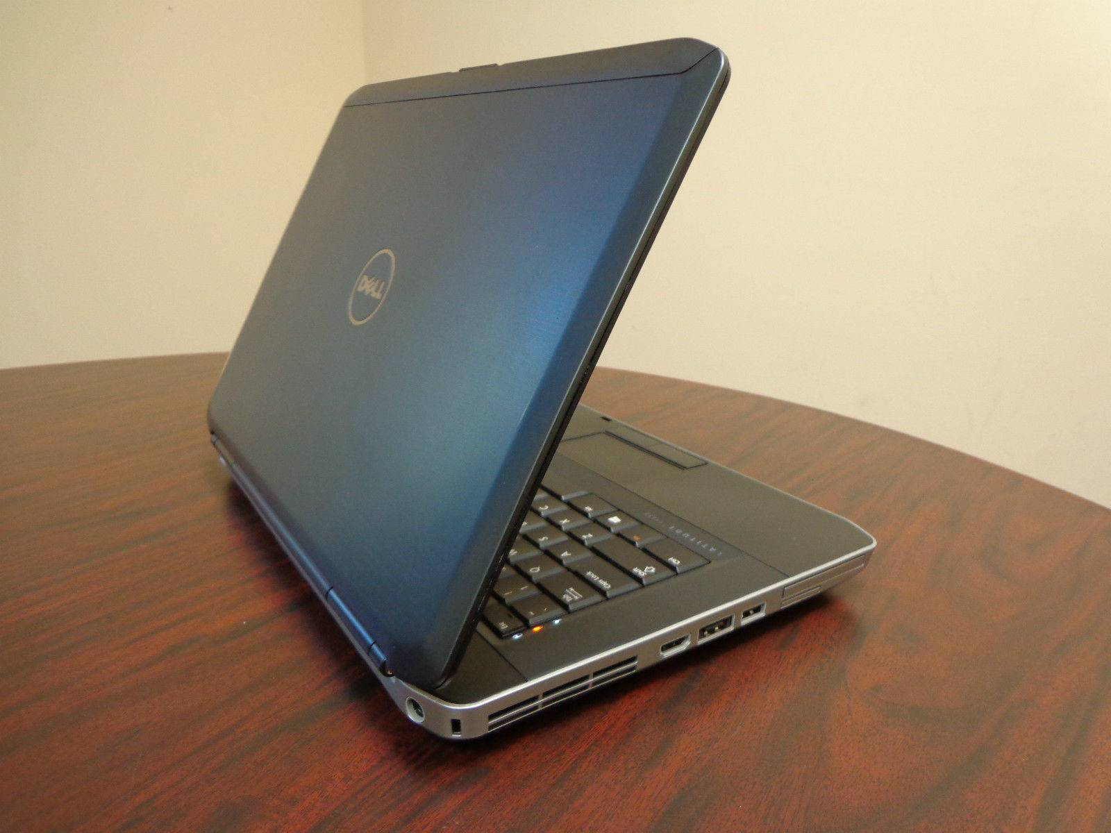 Dell Latitude E5430 Intel Core i5 2.60GHz 4GB 320GB Hard Bluetoot Win7 Laptop