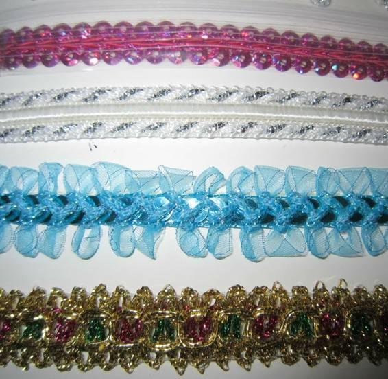 Tassel Fringe Trimming lace