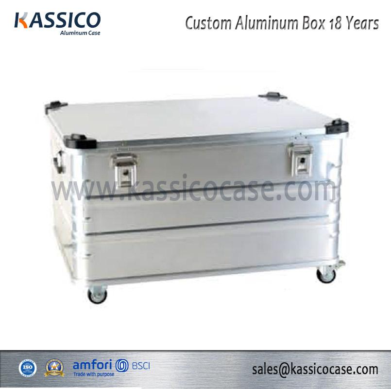 Aluminum Storage & Transport Tool Boxes