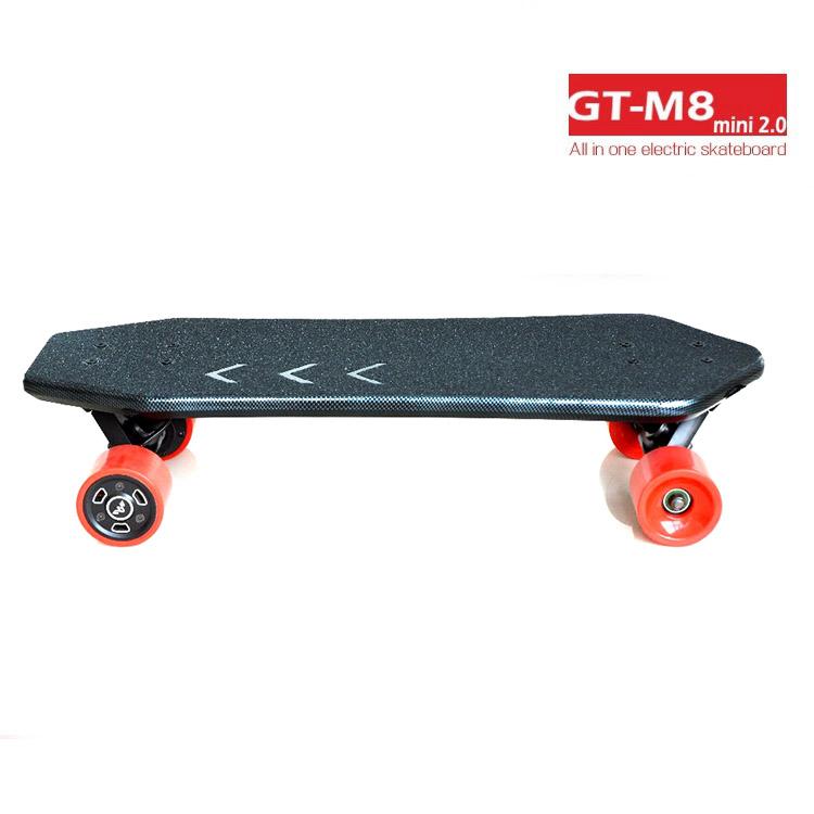 WINBOARD GT-M8 mini 2.0 dual motor drive skateboard