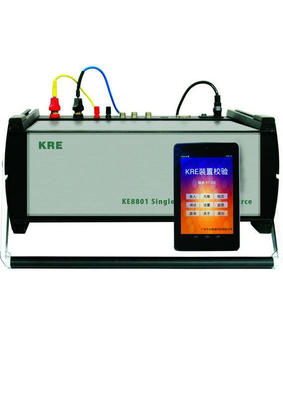 Full Automatic Single Phase Portable Meter Test Bench Power Source Testing Equipment