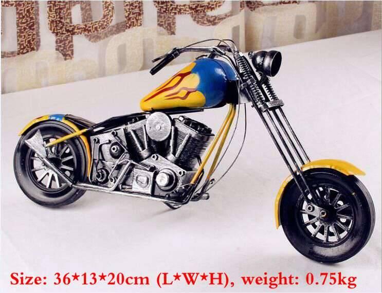 harley metal model