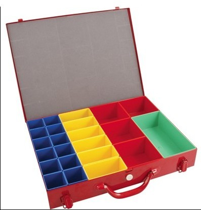 23pcs Compartments Multi Storage Case