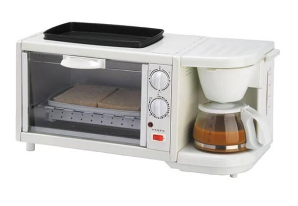 Home appliance 3 IN 1 Breakfast Maker