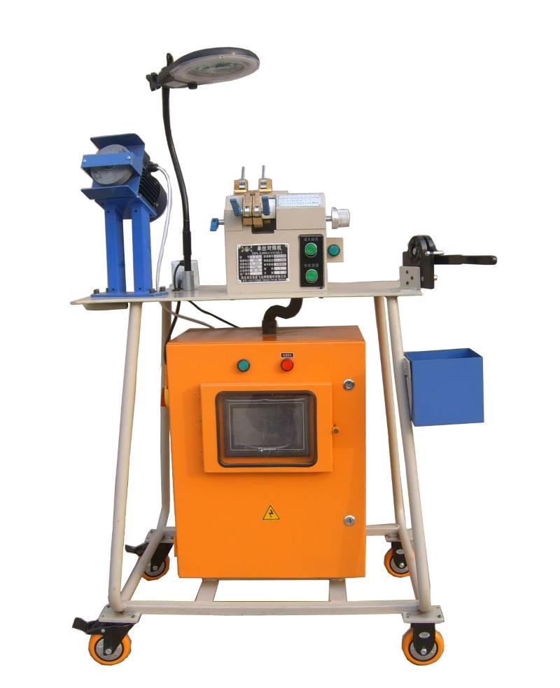 Type DS-I(PLC),II(PLC) wire butt welder/butt welders/butt welding machines