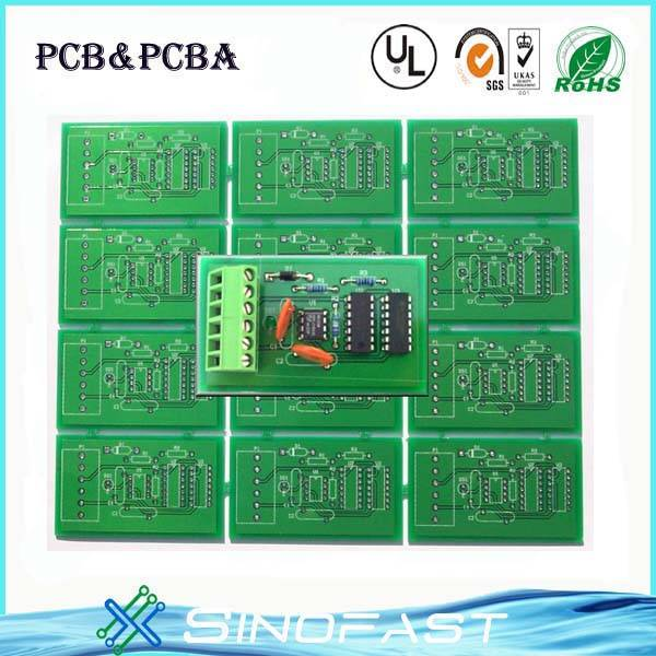 Custom-made double side PCB board with no Moq