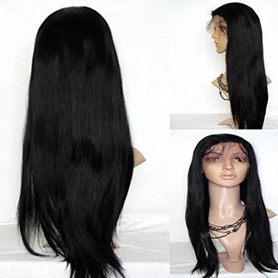 virgin remy cuticle full lace wigs brazilian hair