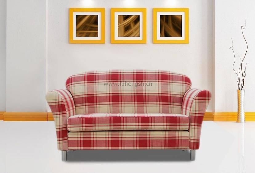 Fabric living room sofa 2 seat FS-373A
