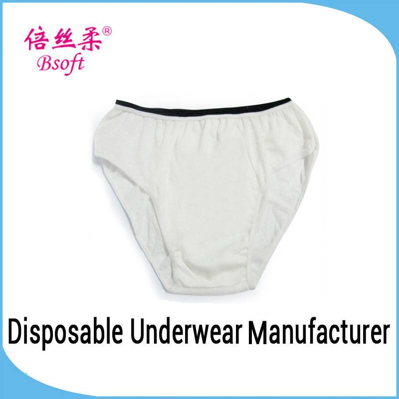 2016 Hot selling men underwear wholesale for traveling