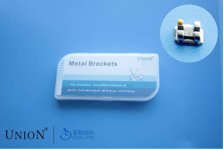 0.018 Mini Roth Brackets 345 with hook, Metal Brackets,Orthodontic Products