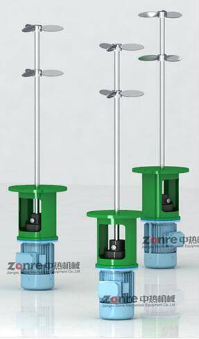 Zonre industrial liquid agitator