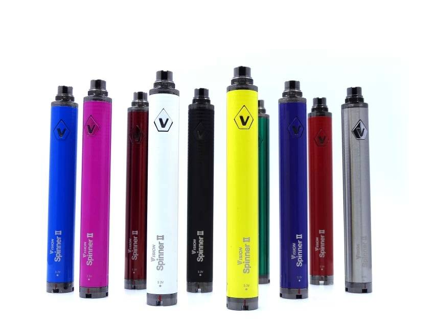 China wholesale vision spinner 2 1600mah