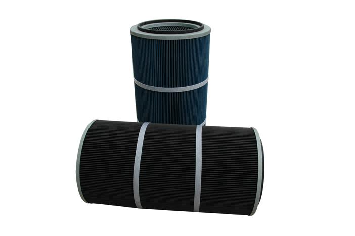 Polyester non woven fabric cartridge filter