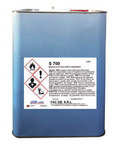 Solvent for Cleaning and for Dilute Adhesive