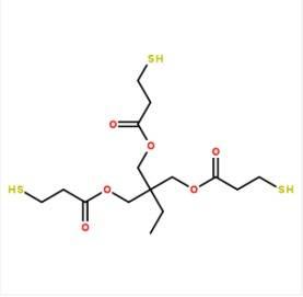 TRIMETHYLOLPROPANE TRIS(3-MERCAPTOPROPIONATE) cas 33007-83-9