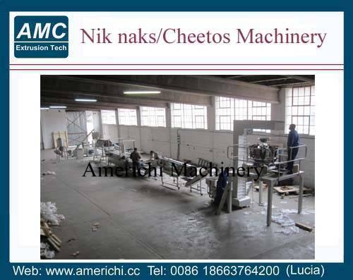 Cheetos kurkure nik naks machine
