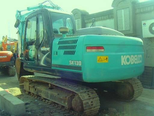 Used Kobelco SK130-8 Excavator