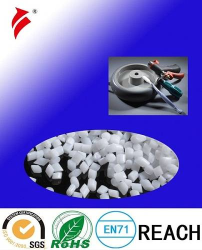 For Casters,Thermoplastic Elastomer TPE