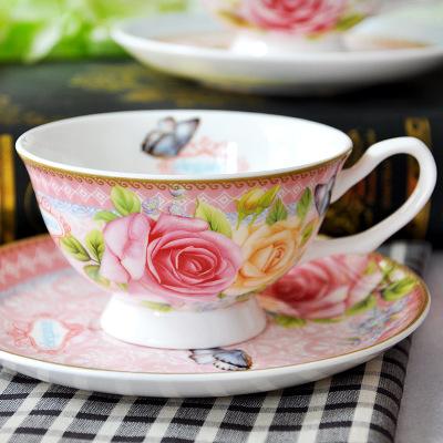 Fine Bone China Cup and Saucer Set/ Coffee Set/ Tea Set Wholesale