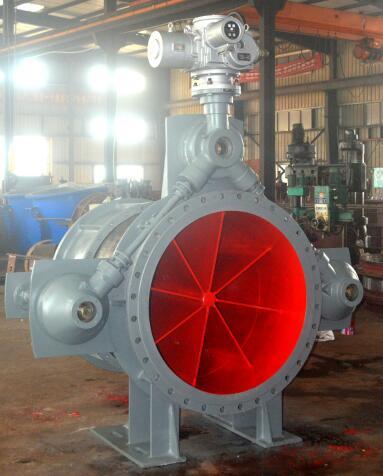 howell bunger valve