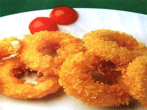 Breaded Squid Ring